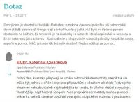 dotaz na webu ulekare.cz - zvetseny nahled
